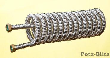 Теплообменник спирально-профилированные трубы нержавеющие теплообменники настенных котлов